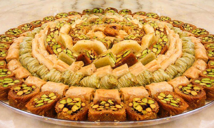Arabian Confectionaries
