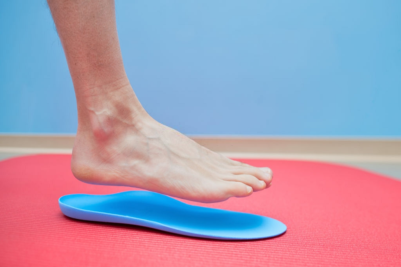 What is the Main Purpose of Orthotics That is Used in The Shoes