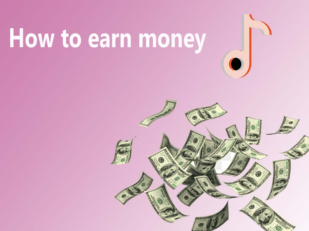 How can you earn money on TikTok