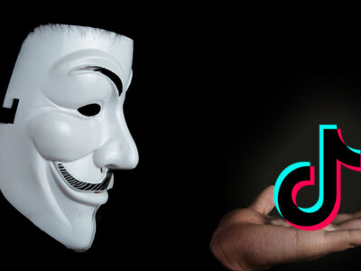 anonymous against TikTok