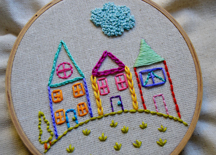 Your First Embroidery Project