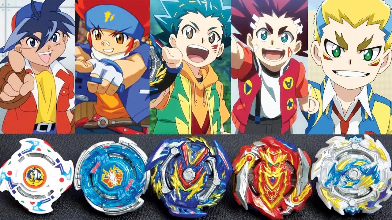 which is the best beyblade