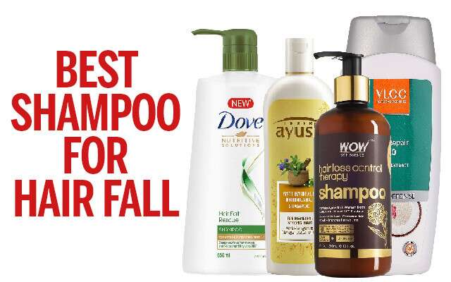 which is the best shampoo for hair fall