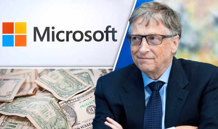 how much money does bill gates have