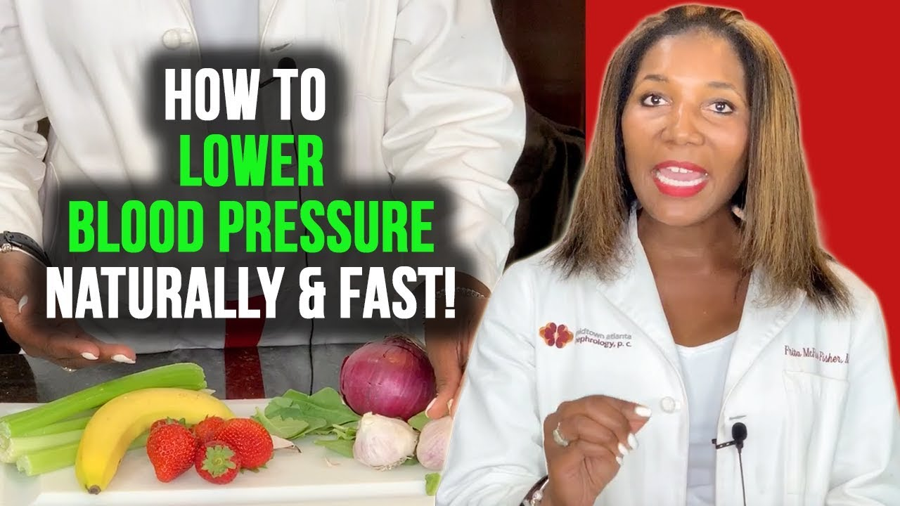 how to lower blood pressure in 2021