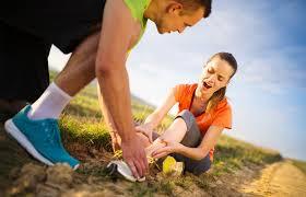 Ankle Sprain ICD 10