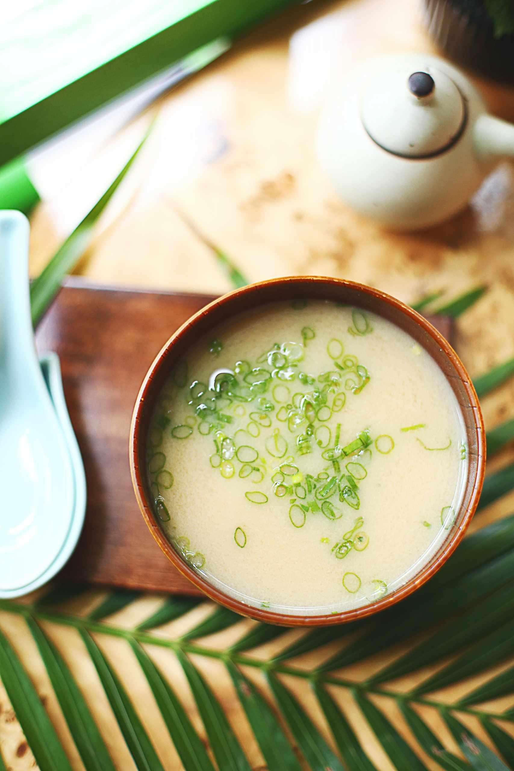 Cheese cauliflower & potato soup
