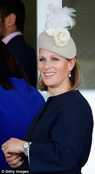 A Picture of Zara Tindall